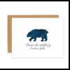 1canoe2 1canoe2 Mama Bear Greeting Card