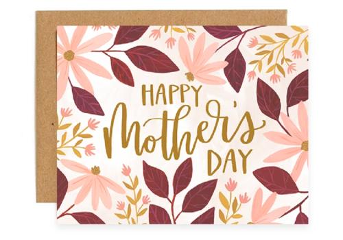 1canoe2 1canoe2 Mother's Day Coneflower Greeting Card