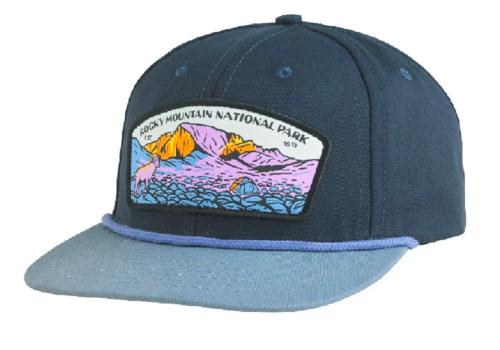 Sendero Sendero Rocky Mountain National Park Hat