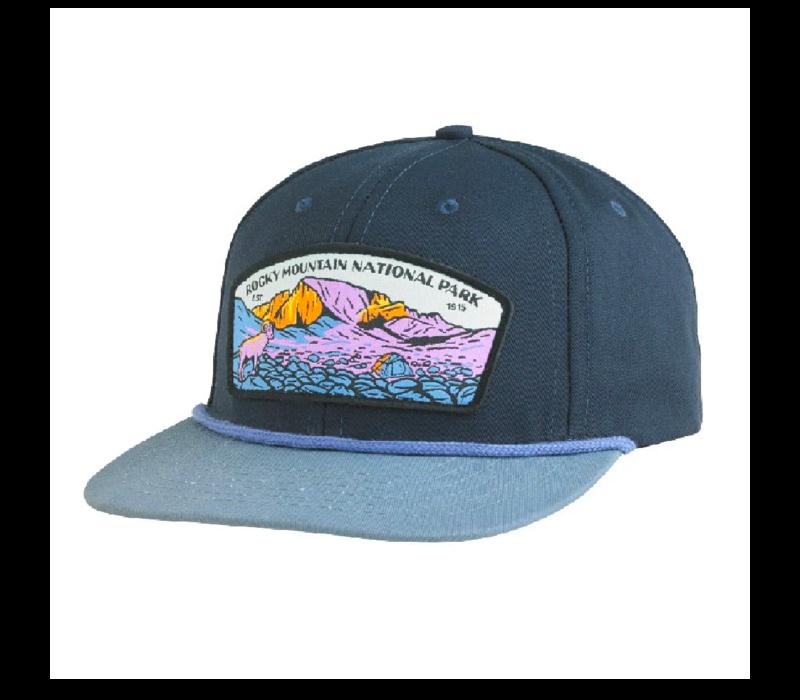 Sendero Rocky Mountain National Park Hat