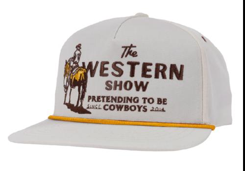 Sendero Sendero Western Show Hat
