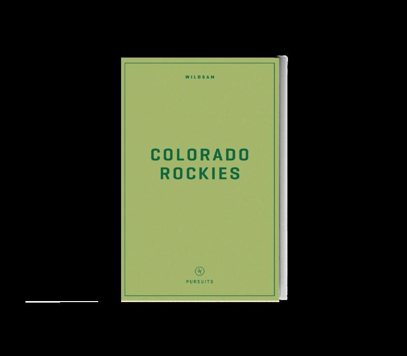 Wildsam Colorado Rockies Field Guide