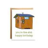 Compass Paper Co. Compass Paper Co. Good S#!T Greeting Card