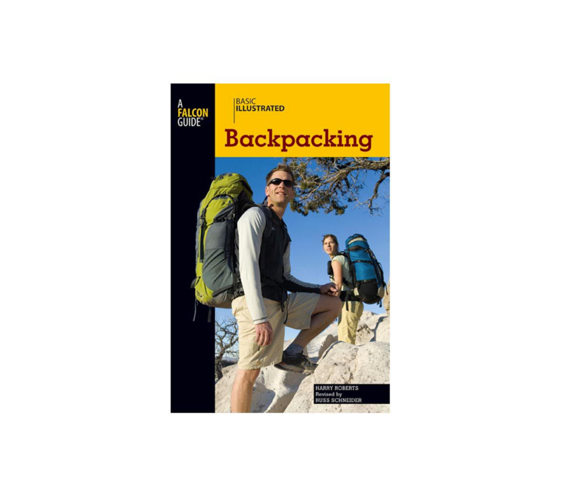 Basic Illustrated Backpacking Book