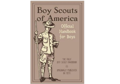 Applewood Books Boy Scouts Of America: Official Handbook For Boys