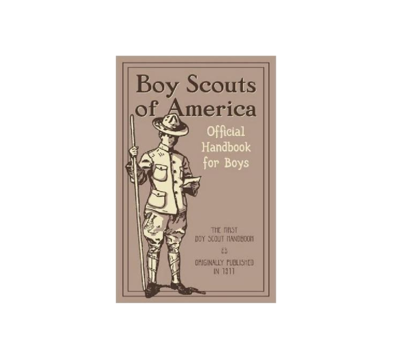 Boy Scouts Of America: Official Handbook For Boys