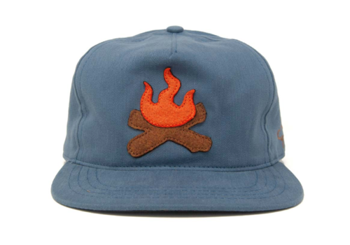 The Ampal Creative Ampal Creative Campfire Duckbrim Strapback Hat