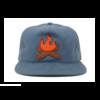 The Ampal Creative Ampal Creative Campfire Strapback Hat