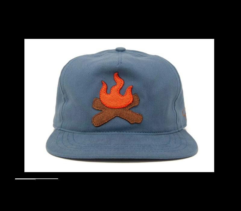Ampal Creative Campfire Strapback Hat