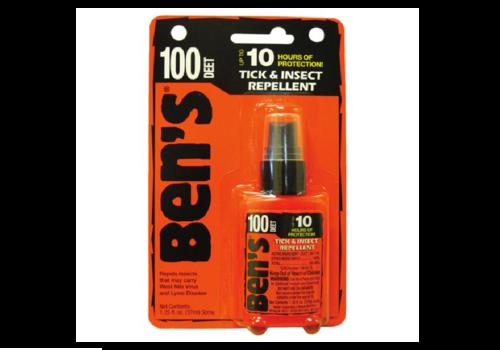 Ben's Max 100% Deet Insect Repellent 1.25 oz. Pump