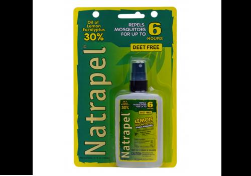 Natrapel Lemon Eucalyptus Insect Repellent 3.4 oz.