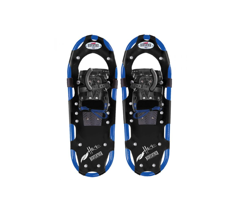"""Redfeather Hike Series Snowshoes Blue 8"""" x 22"""""""