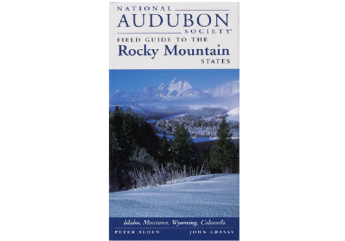 Audubon Field Guide to Rocky Mountain States