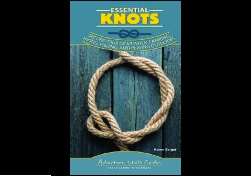 Adventure Publications Essential Knots - Karen Berger