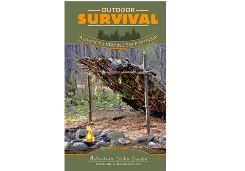 Adventure Publications Outdoor Survival: A Guide To Staying Safe Outside