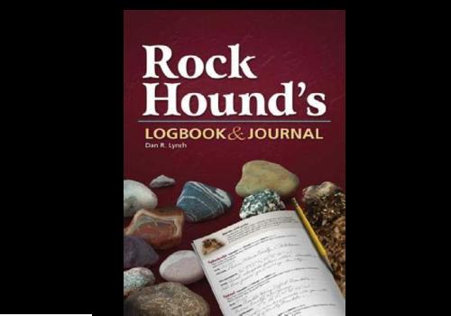 Adventure Publications Rock Hound's Logbook & Journal - Dan R. Lynch