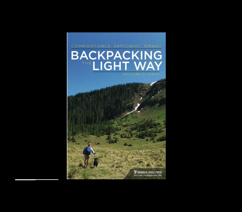 Backpacking The Light Way - Richard Light