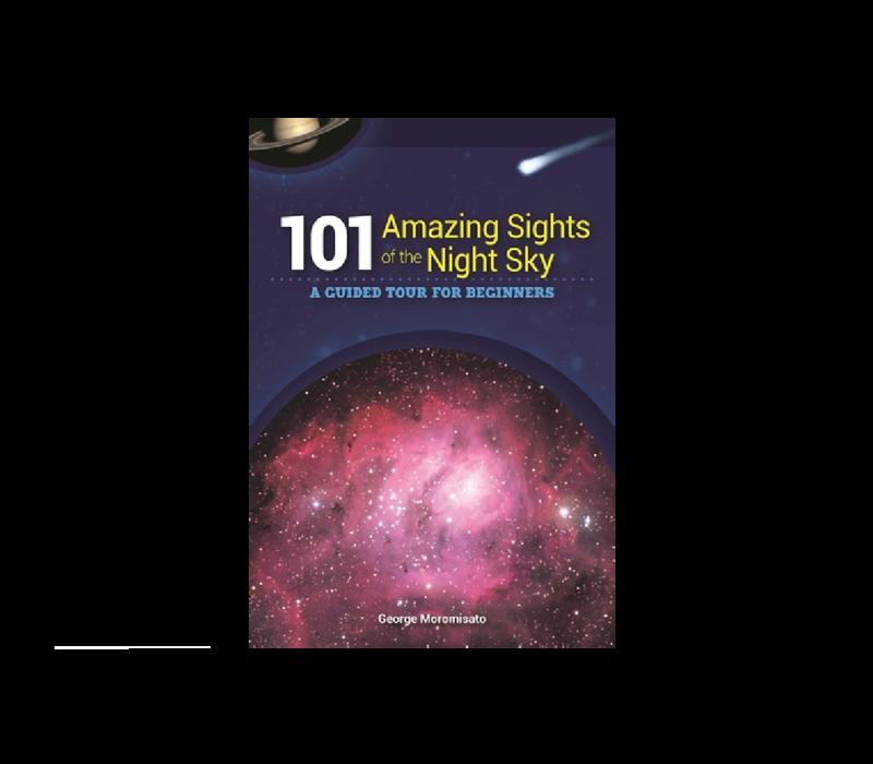 101 Amazing Sights Of The Night Sky - George Moromisato