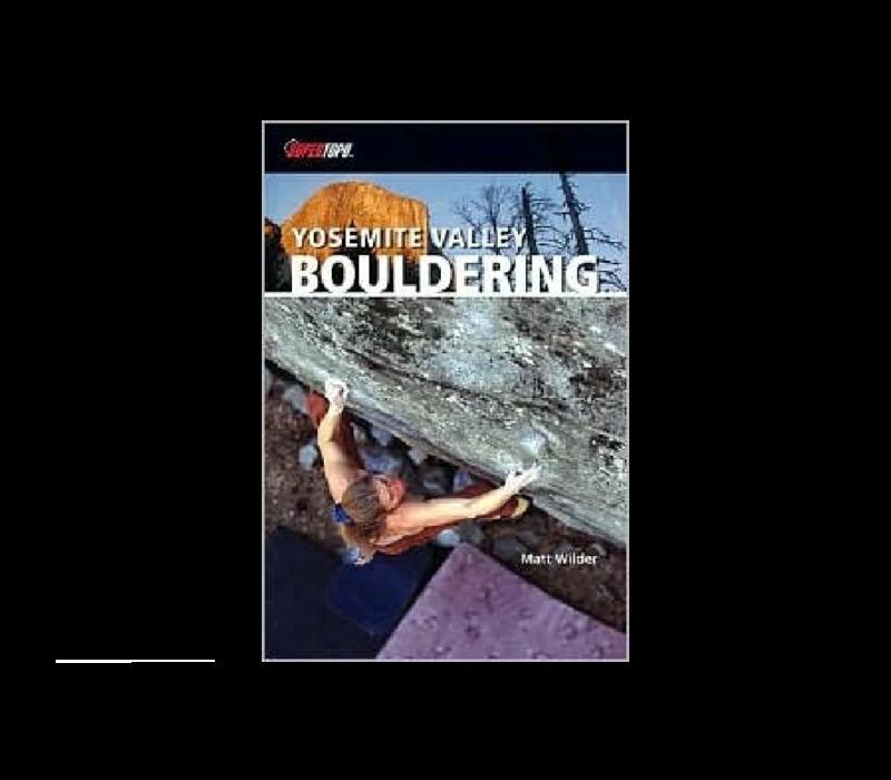 Yosemite Valley Bouldering - Matt Wilder