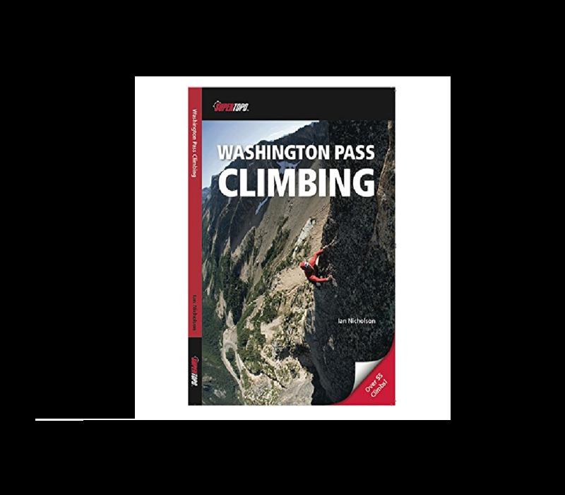 Washington Pass Climbing - Ian Nicholson
