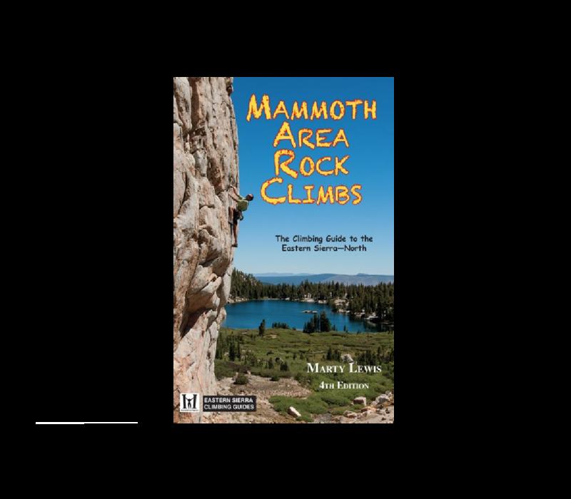 High Sierra Climbing - Second Edition - McNamara & Long