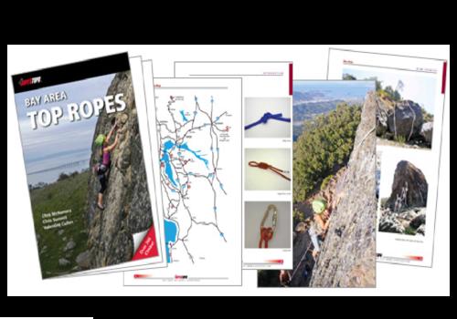 Supertopo Bay Area Top Ropes - McNamara, Summit, & Cullen