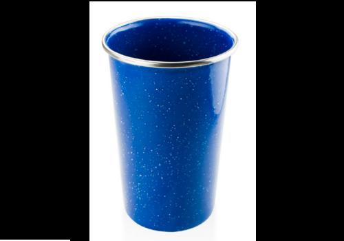 GSI GSI Enamel Pint Cup Blue