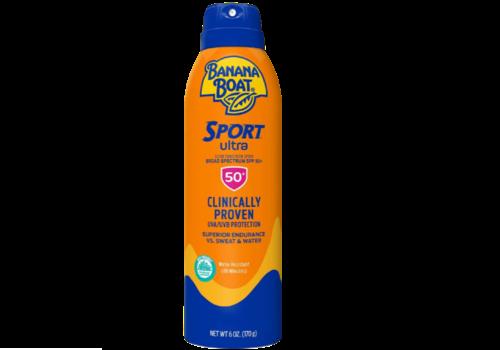 Banana Boat Banana Boat Sport Spray Ultra Mist 6 oz SPF 50