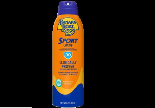Banana Boat Banana Boat Sport Spray Ultra Mist 6 oz 30 SPF