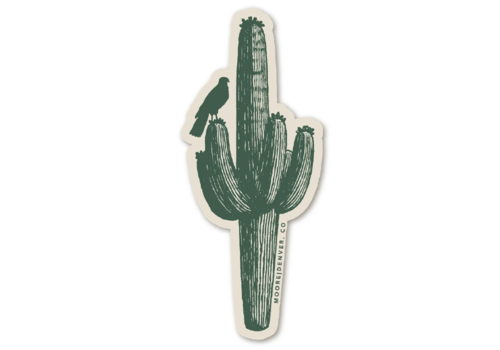 Moore Collection Moore Collection Saguaro Sticker