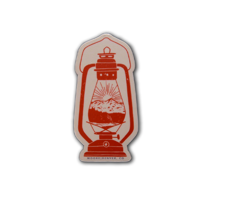 Moore Collection Lantern Sticker