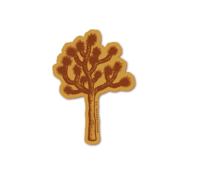 Moore Collection Joshua Tree Sticker