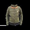Vander Jacket Men's Style #11 Olive Green Jacket