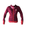 Vander Jacket Women's Style #10 Dark Berry   Burnt Orange Jacket