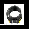 OnGuard OnGuard Doberman Combo Cable Bike Lock