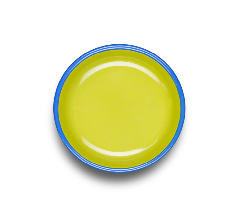 Crow Canyon Colorama Dinner Plate