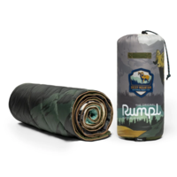 Rumpl Original Puffy Blanket 1 Person Rocky Mountain Limited Edition
