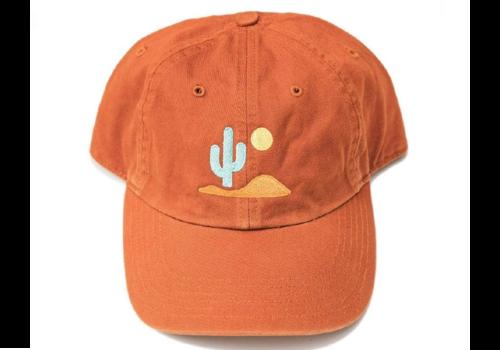 Keep Nature Wild Keep Nature Wild Lone Cactus Dad Hat Burnt Orange