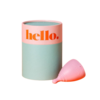 The Hello Cup The Hello Cup Hello Menstrual Cup