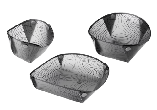 Fozzils Solo Pack Grey Set of 3