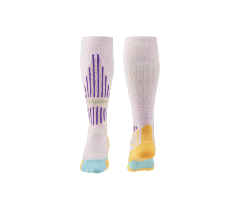 Bridgedale Women's Ski Lightweight Merino Endurance Socks
