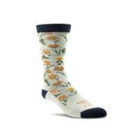 Farm to Feet Women's York Light Cushion Crew Socks