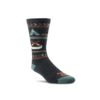 Farm To Feet Women's Franklin Light Cushion Crew Socks