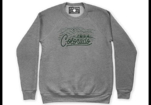 Moore Collection Moore Collection Colorado Script Sweatshirt