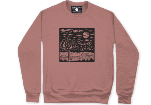 Moore Collection Moore Collection Travel West Sweatshirt