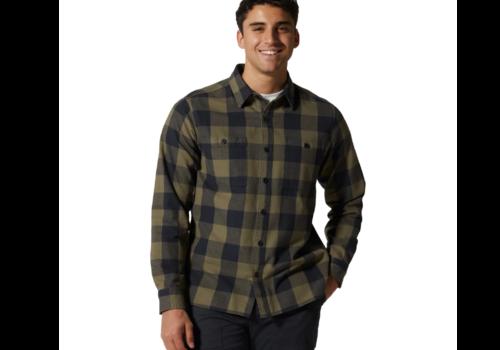 Mountain Hardwear Mountain Hardwear Men's Catalyst Edge Flannel Shirt