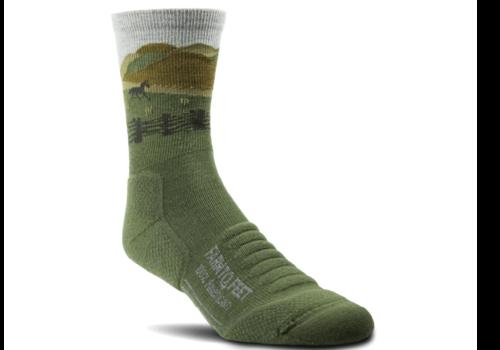 Farm to Feet Highlands Light Cushion 3/4 Socks