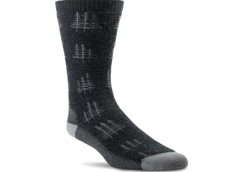 Farm to Feet Midweight Cokeville FC Crew Socks