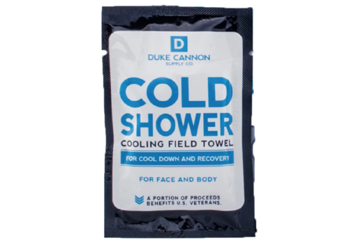 Duke Cannon Single Cold Shower Cooling Field Towel