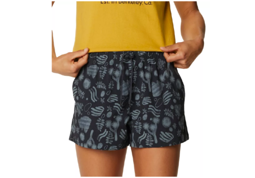 Mountain Hardwear Mountain Hardwear Women's Printed Stryder Swim Shorts